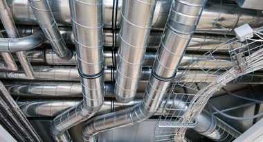 Pipe and Duct System